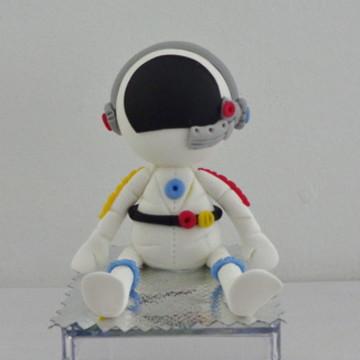 Lembrança Astronauta ( caixa)