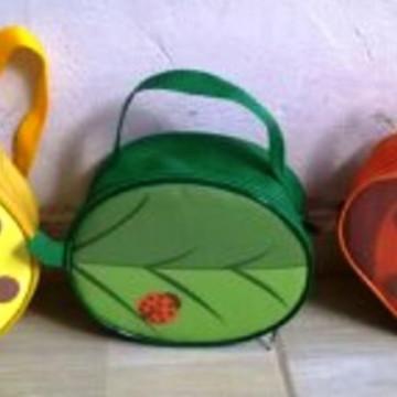Bolsas Bichinhos de Jardim