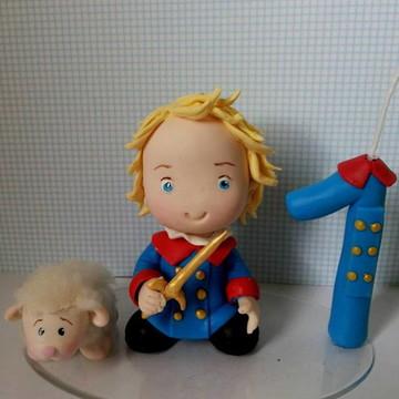 topo pequeno principe e a ovelha