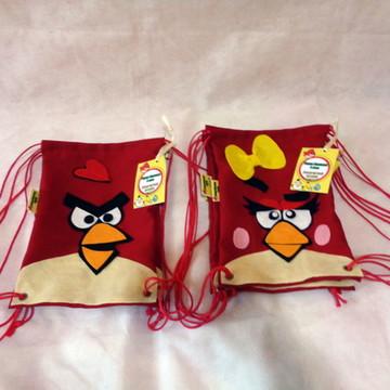 Mochila angry birds meninas
