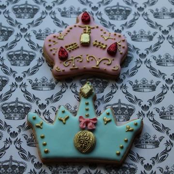 Cookie coroa