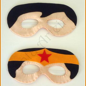 Máscaras Super Heróis (modelo 1)