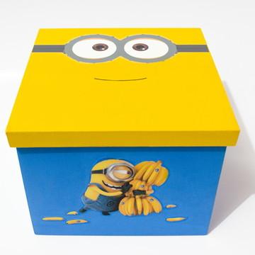 Caixa MDF Minions