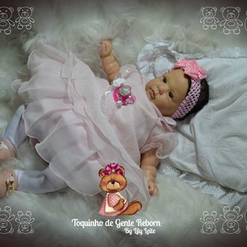 Bebê Ana Laura Adotada