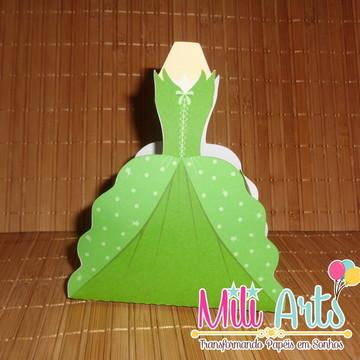 Caixa Vestido Tiana