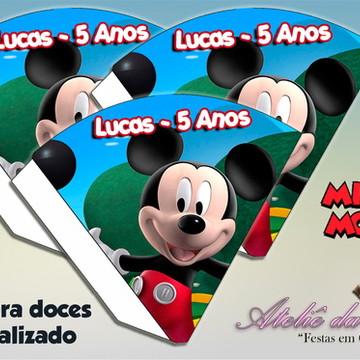 Cone Personalizado - Mickey