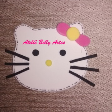 CAPINHA HELLO KITTY