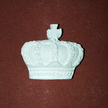4000 - Coroa Mini Puxador (Parafuso)