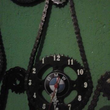 relógios decoração