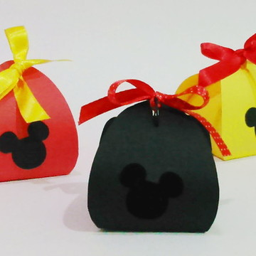 Caixinha p/ doces Mickey Pronta entrega