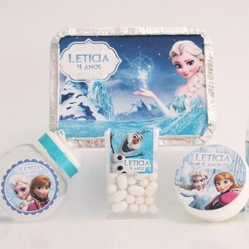 Kit Festa Personalizada Frozen