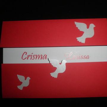 Convite Crisma