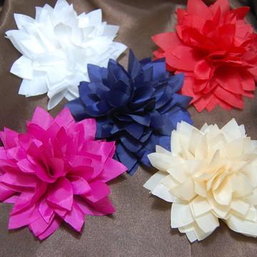 Flor para cabelo Dalia Colors