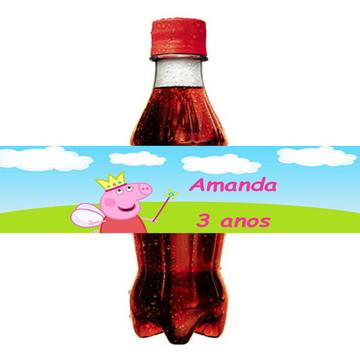 Rótulo para mini refrigerante