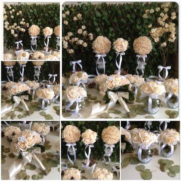 Kit mini wedding conto de fadas