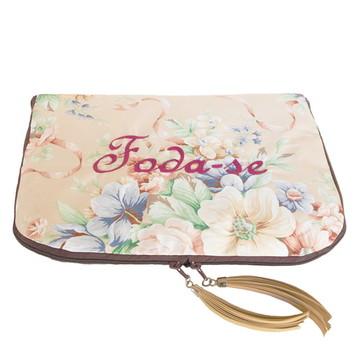 """Case Notebook Foda-se (14"""" e 15"""")"""