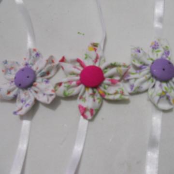 Flor De Fuxico