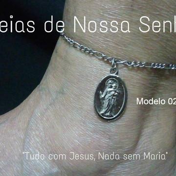 CADEIA DE TORNOZELO - MODELO 02