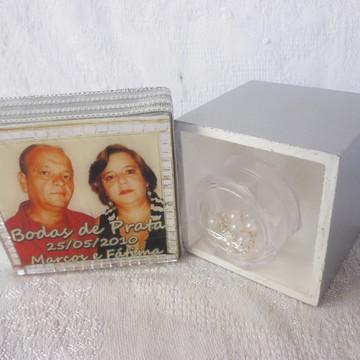 Lembrancinha personalizada para casamento