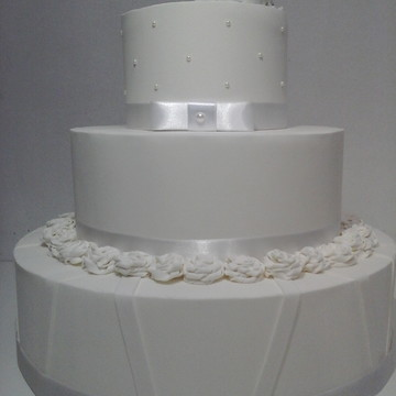 Bolo Fake 15 Anos/ Casamento