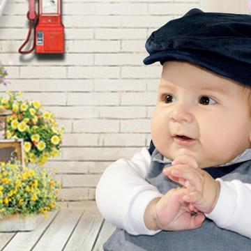 Boina Italiana Infantil Masculina 9d8b8e1ffe8