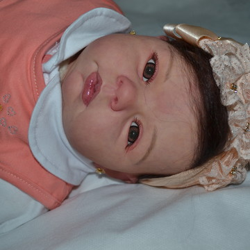 Bebê Larissa 2