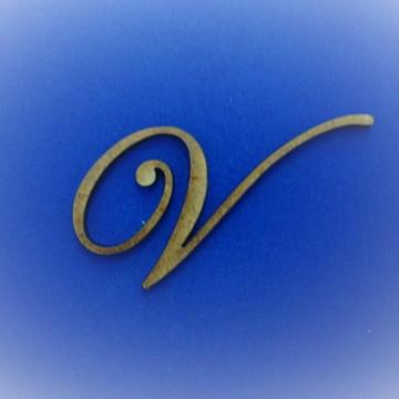 """Monograma """"V"""""""