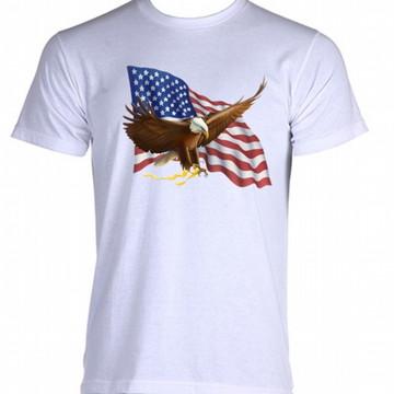 Camiseta Bandeira Estados Unidos 03