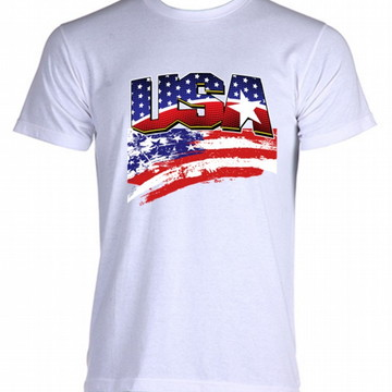 Camiseta Bandeira Estados Unidos 05