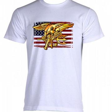 Camiseta Bandeira Estados Unidos 07