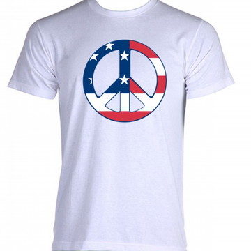 Camiseta Bandeira Estados Unidos 11