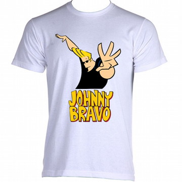 Camiseta Johnny Bravo 02