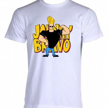 Camiseta Johnny Bravo 06
