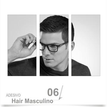 ADESIVO SALÃO BARBEARIA HAIR 06