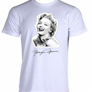 Camiseta Marilyn Monroe 12