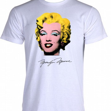 Camiseta Marilyn Monroe 13