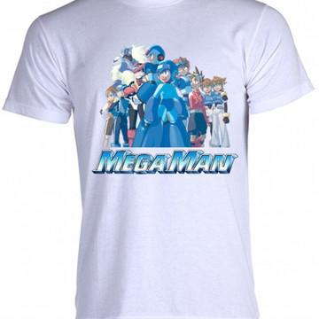 Camiseta MegaMan 01
