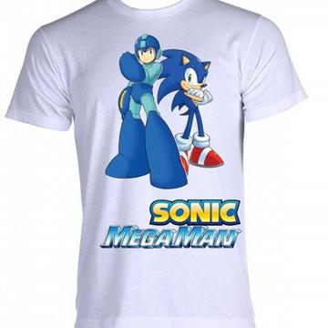 Camiseta MegaMan 03