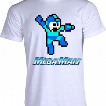 Camiseta MegaMan 05