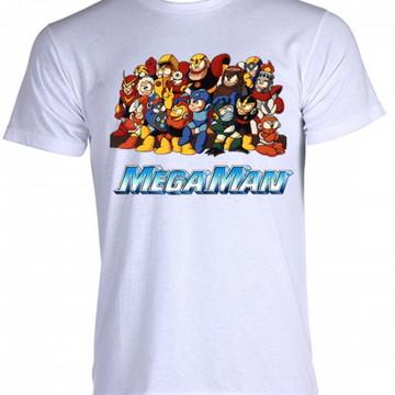 Camiseta MegaMan 07