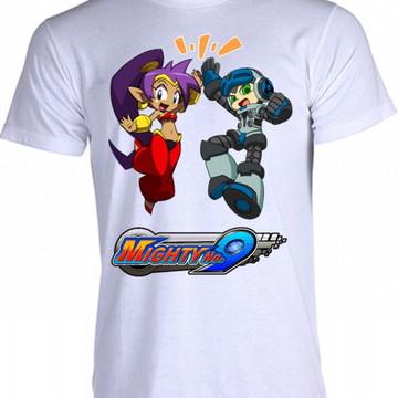 Camiseta MegaMan 09