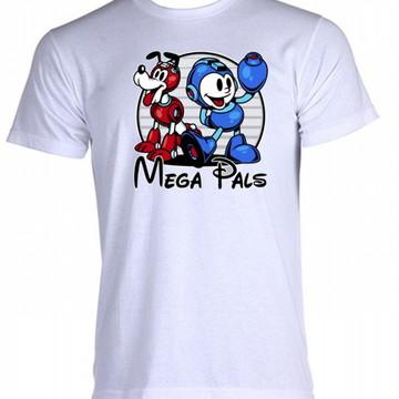 Camiseta MegaMan 11