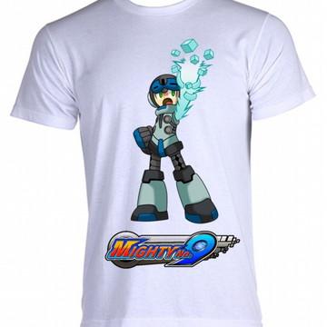 Camiseta MegaMan 13