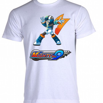 Camiseta MegaMan 14