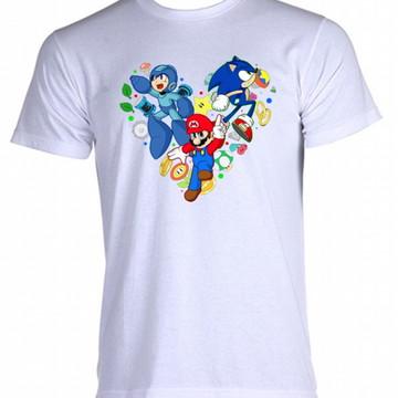 Camiseta MegaMan 15