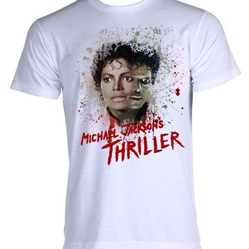 Camiseta Michael Jackson 01