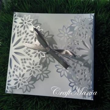 Envelope Rendado Casamento