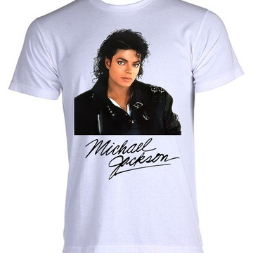 Camiseta Michael Jackson 03
