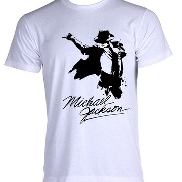 Camiseta Michael Jackson 09