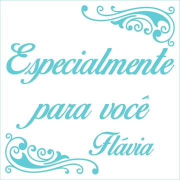 Especialmente para você - Flavia